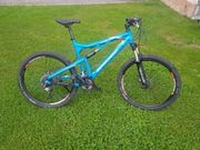 Mountainbike Fully Bergamont 26zoll