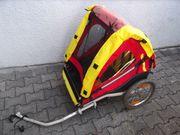 Fahrradanhänger f 2 Kinder - sehr