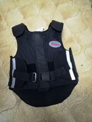 Reitweste Rückenprotector