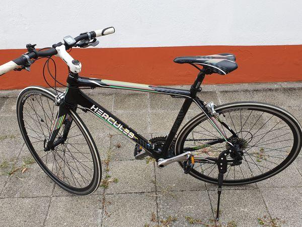 Hercules Viper Carbon Fahrrad Speed