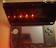 Nintendo 3ds mit 4 Spielen