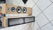 Lautsprecher Boxen von Quadral