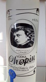 Rarität Wodka Chopin aus 1993