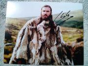 Autogramm Vikings Clive Standen