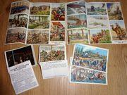243 Herba REWE-ZENTRALE Sammelkarten Sammelbilder