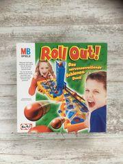 Roll out Spiel von MB