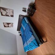Doppelbett mit lattenroste 180x200