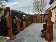 - 30 abstrakte Garten skulpturen aus