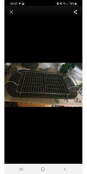 Elektrische Grillplatte