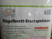 Bügelbrett-Ersatzpolster orginalverpackt