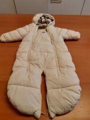 Baby Schneeanzug gr 62 68
