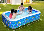 Kinder Pool zum aufblasen