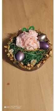 Ostern Tisch deco 8