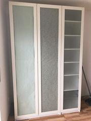 Ikea Pax Kleiderschrank weiß 3