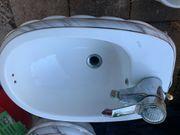 Toilette Waschbecken Bidet