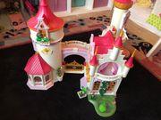 Playmobil Schloss mit viel Zubehör