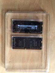 RAM DDR4 2x4GB