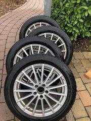 Alu Winterräder für Mercedes GLA