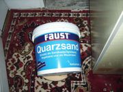Faust Quarzsand