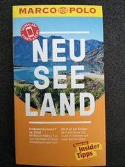 Reiseführer für Neuseeland
