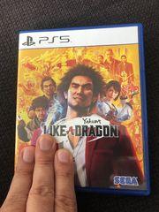 Ps5 Spiel Yakuza Like A