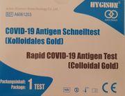 COVID-19-Antigen Schnelltest Kolloidales Gold von
