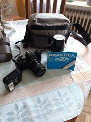 Praktica Spiegelreflexkamera BX20s
