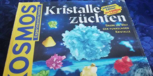 Kristalle Züchten Hersteller Kosmos gebraucht