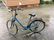Fahrrad HÖPER SPEZIAL Einzelanfertigung eisblau