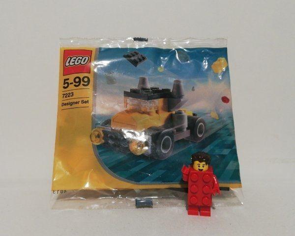 LEGO Polybag Creator LKW 7223