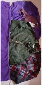 8 Teile Damenpacket Hose Blazerjacken