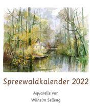 Kunst Kalender Spreewald Aquarelle von