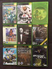Xbox Classic Spiele
