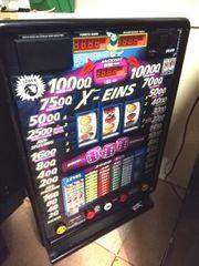 Löwen X-eins Geldspielautomat