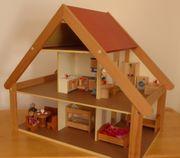 Puppenhaus - stabil gut zu bespielen
