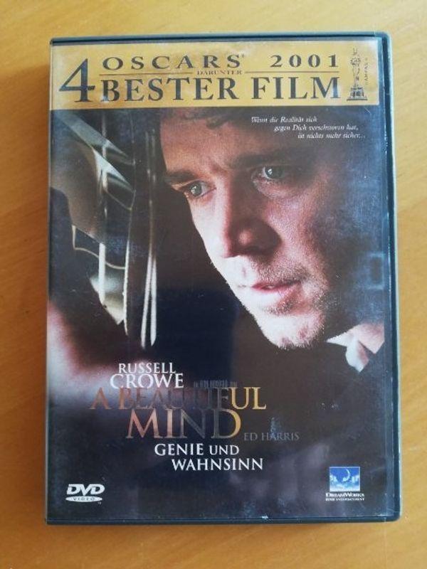 DVD A beautiful mind