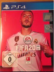 FIFA 2020 CD für PS4