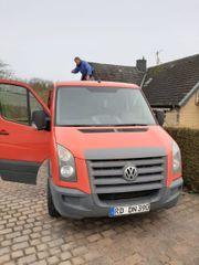 VW Crafter mit WoMo Zulassung