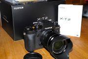 Fujifilm X-T2 black Set mit