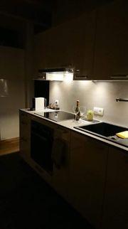 Appartement eingerichtet mit TV und