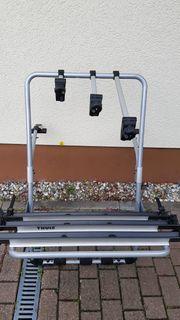 Thule-BackPac 973 Heckklappen-Fahrradträger für Vans