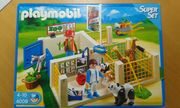 SuperSet Zoo-Pflegestation 4009 Playmobil