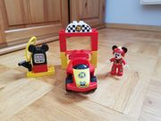 Lego Duplo Mickys Rennwagen Nr