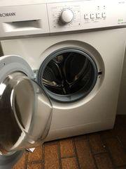 5 Monate alte Waschmaschine BOMANN