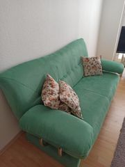Couch mintgrün