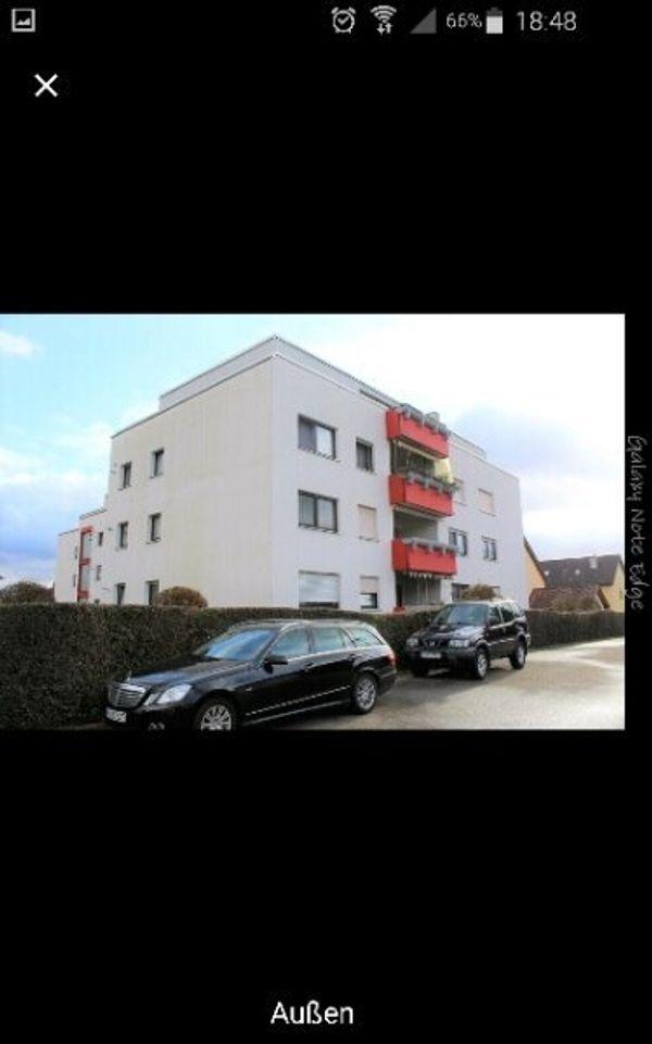 Helle 3-Zi Eigentumswohnung in Neuenstadt