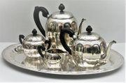 Art Deco Prunk Kaffee Tee