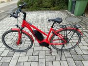 E-Bike Cube Cross Hybrid Pro