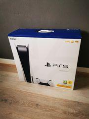Sony Playstation 5 Disk NEU