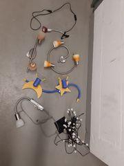 Lampen divers 6 Stück
